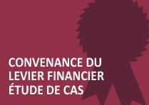 Convenance du levier financier étude de cas